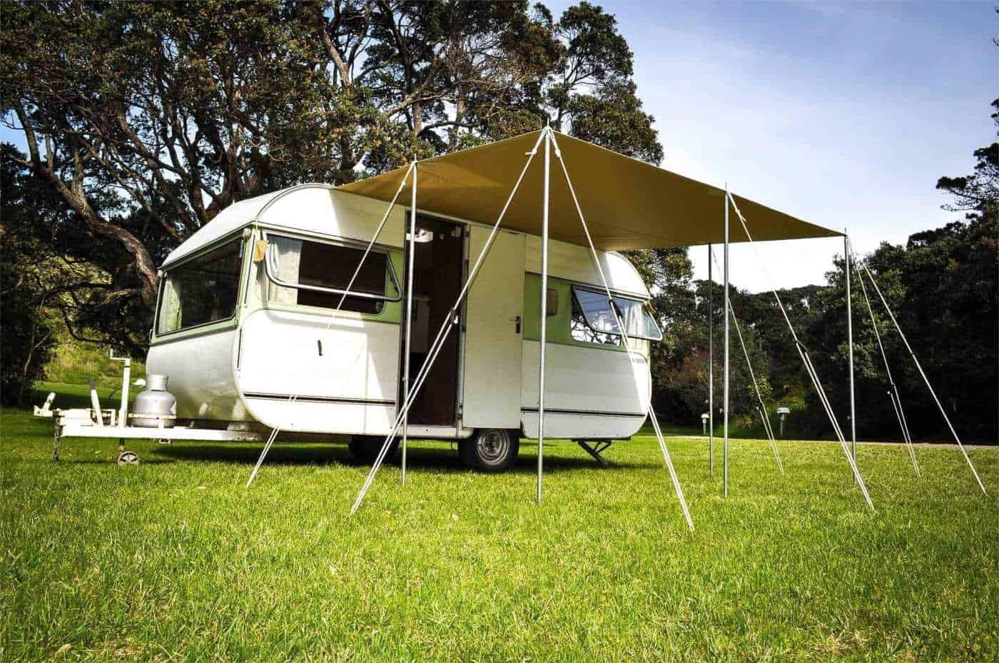 Shade Roof Awning X Beige