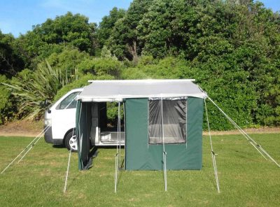 Sprite Awning Forest Green