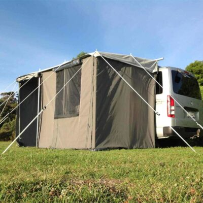 Sprite Awning Dark Grey