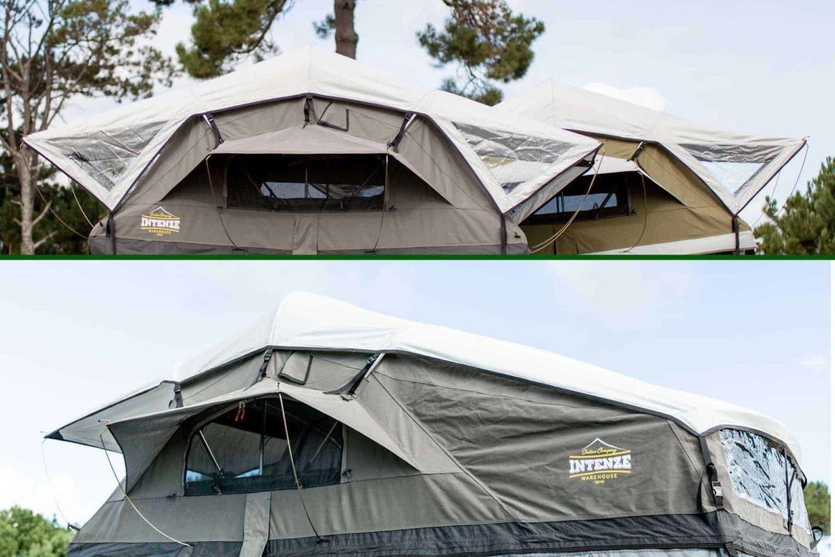 roof top tent fly for mt brown luxmore