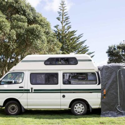 Throw over Rear Van Awning – Toyota Hiace 1982-2004