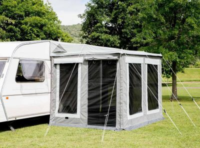 Universal Awning 25m X 22m 6mm Rope For European Caravans