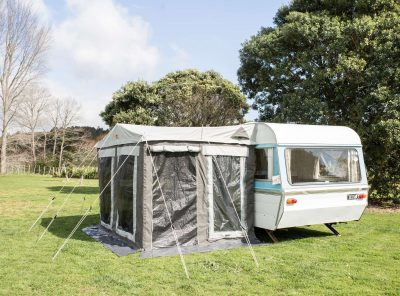 Universal Awning 35m X 22m 6mm Rope For European Caravans