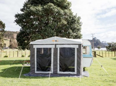 Universal Awning 35m X 22m 8mm Rope For NZ Built Caravans