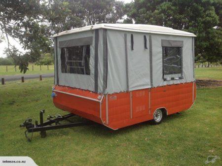 Replacement Pop Top Caravan Canvas