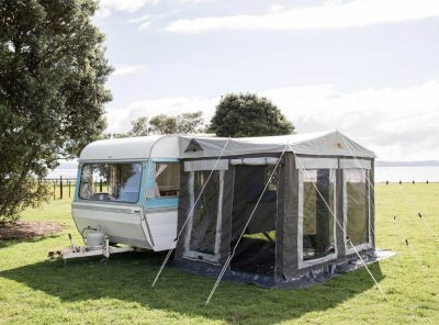 Caravan and Motor home Awnings