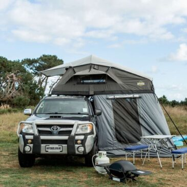 The best rooftop tent to buy-a-buyers-guide - Our fantastic Luxmore Roof Top Family Tent, 8 years worth of design by intenze.co.nz