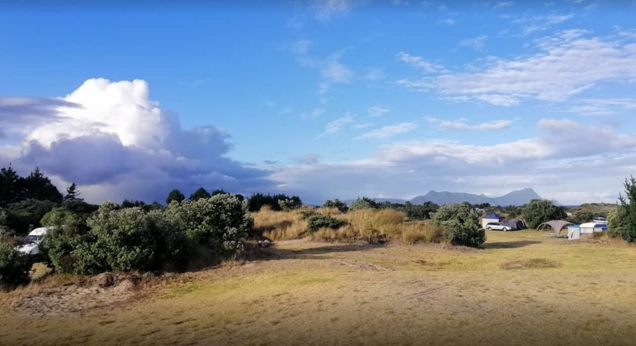 there are many beautiful camping grounds in new zealand, for little money, follow intenze.co.nz