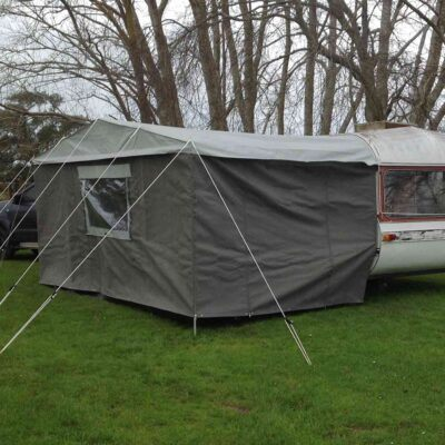Awning for Liteweight 1700 Caravan with Detachable walls