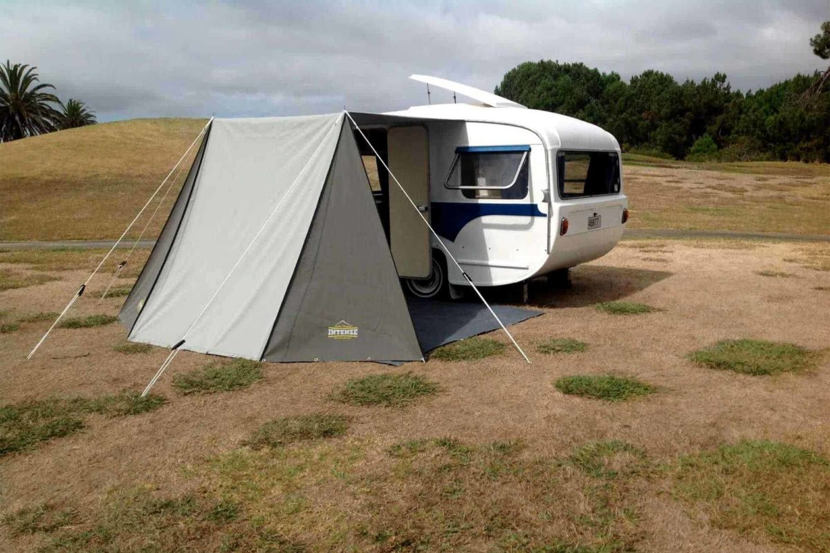 Our Universal Porch Awning 1.5 by intenze.co.nz