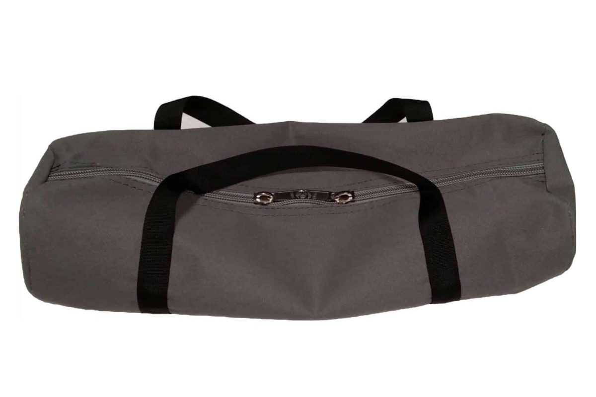 canvas pegs guy rope utility bag by Intenze