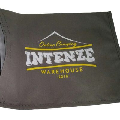 Flat canvas utility bag for pegs, guy ropes etc., by Intenze Camping and Leisure Online Warehouse
