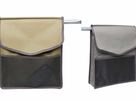 large hangable canvas utility bags by intenze.co.nz