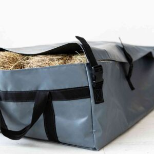 Tough 600gm PVC Hay Bale Utility Bag - intenze.co.nz