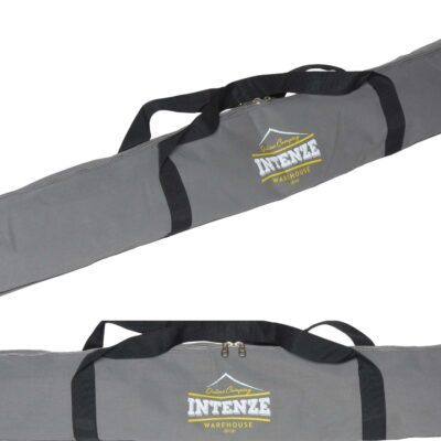 Premium pole tent-fishing heavy canvas bag with zip