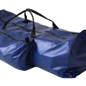 Heavy duty dive bag with side pocket by intenze.co.nz